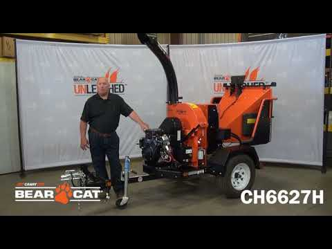 Crary® Bear Cat® CH6627H Chipper