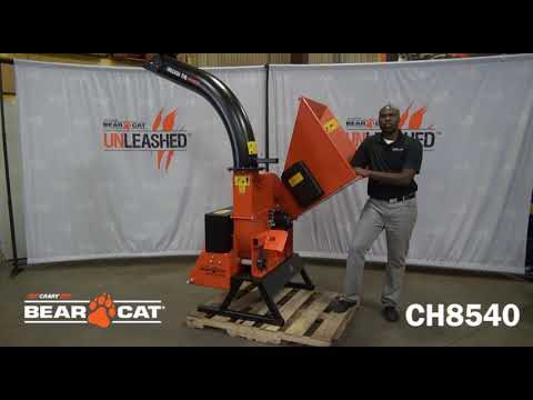 Crary® Bear Cat® CH8540 PTO Chipper